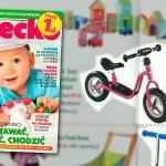 Rowerek biegowy Puky LR M | Wybór uniwersalnych zabawek – Dziecko nr 10 (październik 2011)
