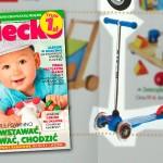 Hulajnoga Mini Micro | Wybór uniwersalnych zabawek – Dziecko nr 10 (październik 2011)