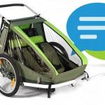 Przyczepka rowerowa Croozer Kid for 2 – komentarz godny cytatu ;-)
