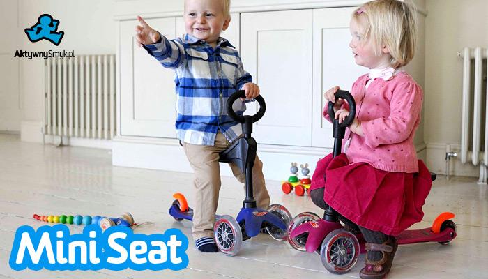 Jeździk/hulajnoga Mini Seat