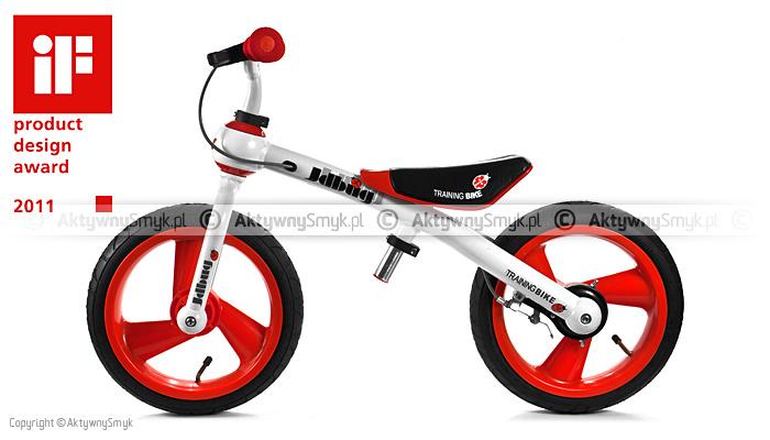 Rowerek biegowy JD Bug Training Bike