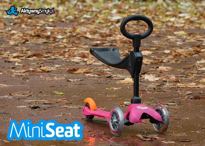 Jeździk / hulajnoga Mini Seat Micro