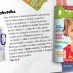 Vapur® Anti-Bottle™ – miesięcznik Dziecko (listopad 2011)