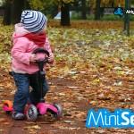 Zapowiedzi AktywnegoSmyka | Mini Seat, polska złota jesień i możliwości 3 w 1