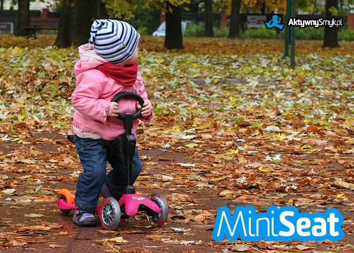 Jeździk / hulajnoga Mini Seat