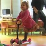 Jeździk Mini Micro Baby Seat w akcji, czyli jak to działa w praktyce