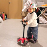 Nagroda ToyAward Winners 2012 dla hulajnogi/jeździka Mini Micro Baby Seat