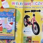 Rowerek biegowy Puky LR 1L | Wielki Świąteczny Konkurs – Magazyn Świnka Peppa nr 10, grudzień 2011