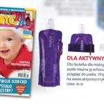Butelka VAPUR | Nowości- Mamo to ja nr 1 / 2012