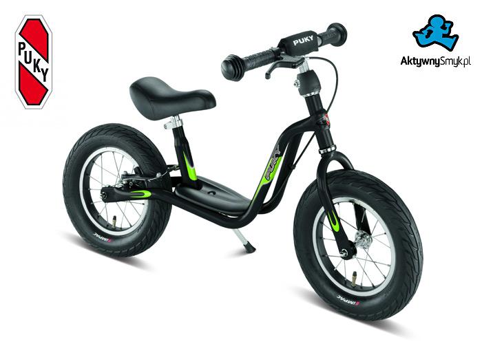 Rowerki biegowe Puky LR XL w kolorze czarnym