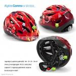 Nowość | Kaski rowerowe dla dzieci ALPINA