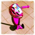 Szef kuchni AktywnegoSmyka poleca… hulajnoga Maxi Micro różowa i kask Alpina Gamma Flash