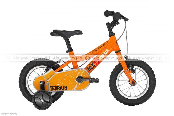 Ridgeback MX12 pomarańczowy