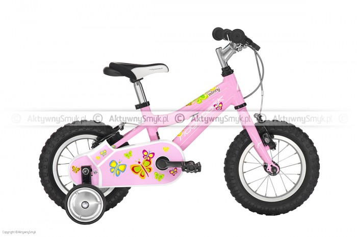 Ridgeback MX12 różowy