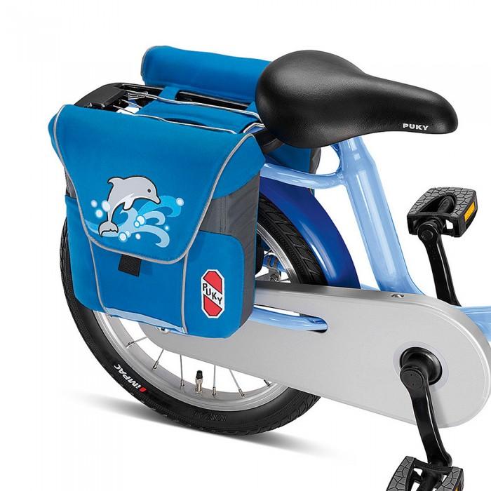 Sakwy rowerowe Puky DT3 niebieskie