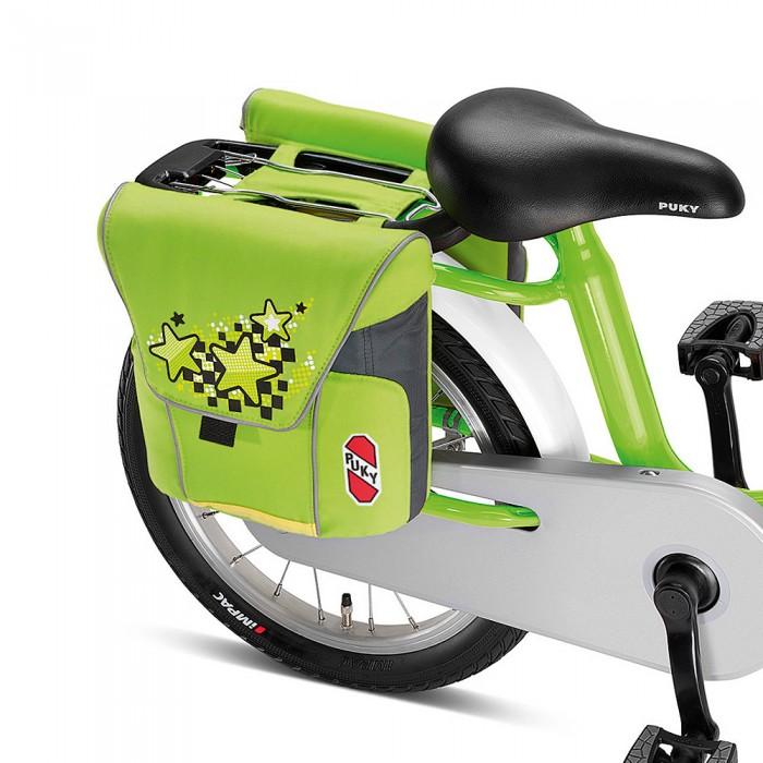 Sakwy rowerowe Puky DT3 zielone
