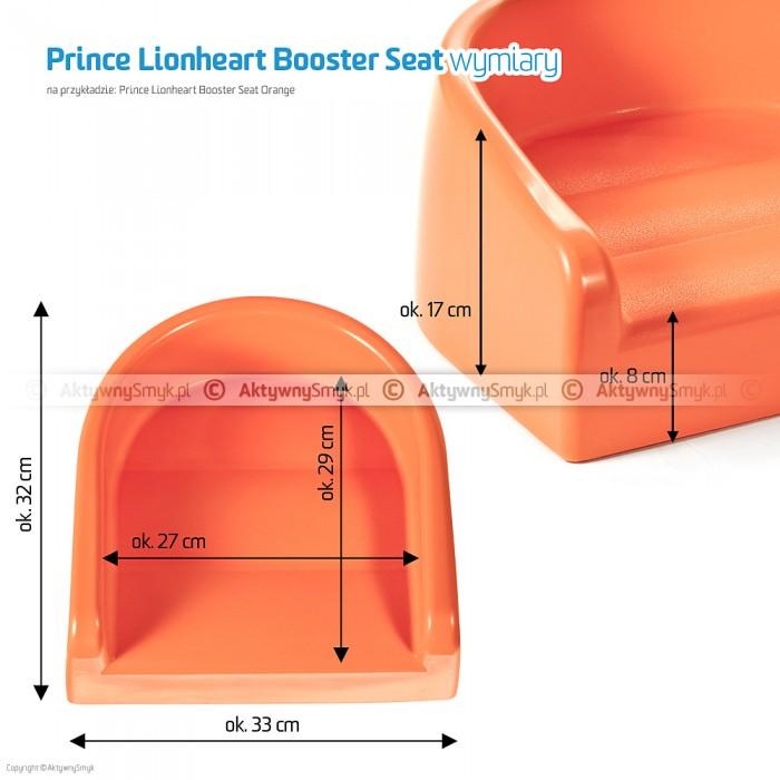 Siedzonko Prince Lionheart Booster Seat | wymiary
