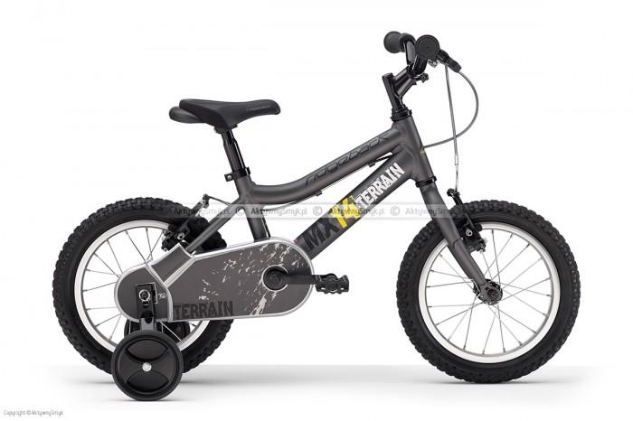 Rower Ridgeback MX14 szary