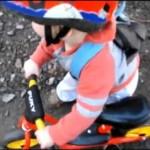 Rowerek biegowy Puky LR M w akcji…