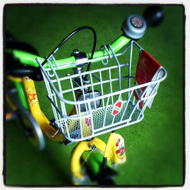 Koszyk na rower Puky Z i ZL