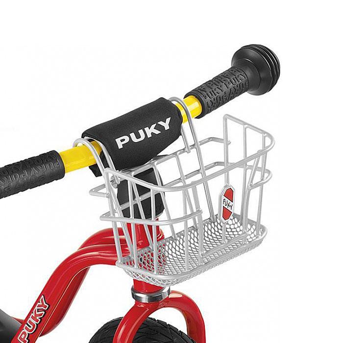Koszyk na kierownicę rowerka biegowego Puky LKL szary