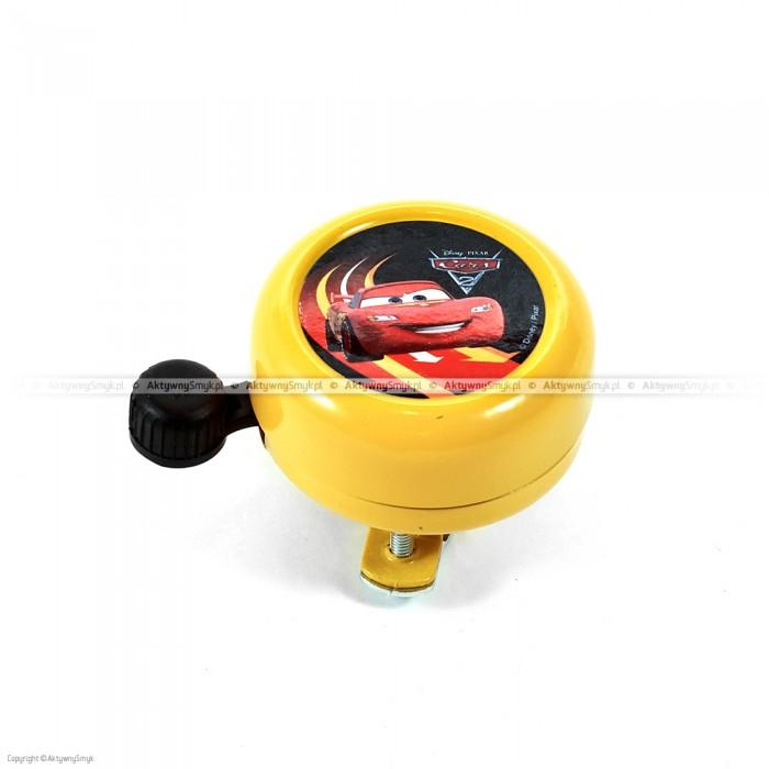 Dzwonek Cars 2 żółty