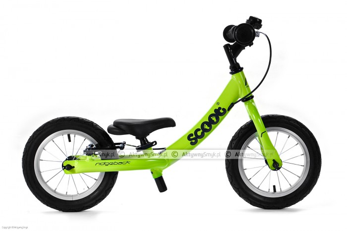 Rowerek biegowy Ridgeback Scoot Mini