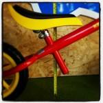 Rowerek biegowy Kettler Speedy 10 – wysokość siodełka