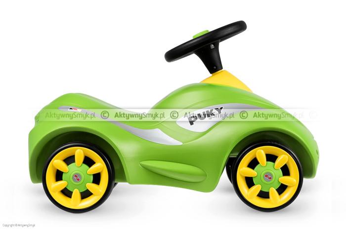 Jeździk Puky Rutscher zielony - bokiem