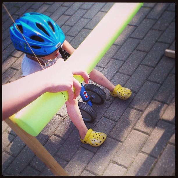 Dziecko na jeździku PUKYlino