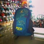 Instagram AktywnegoSmyka… Mały i niebieski plecak Deuter Pico