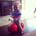 AktywnySmyk lubi… Jeździk Early Rider Spherovelo