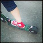 Instagram AktywnegoSmyka… Hulajnoga Micro Rocket