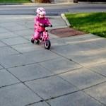 AktywnySmyk lubi… rowerek biegowy Puky LR M i kask Abus Smiley