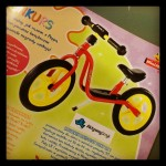 Do wygrania rowerek biegowy Puky LR 1