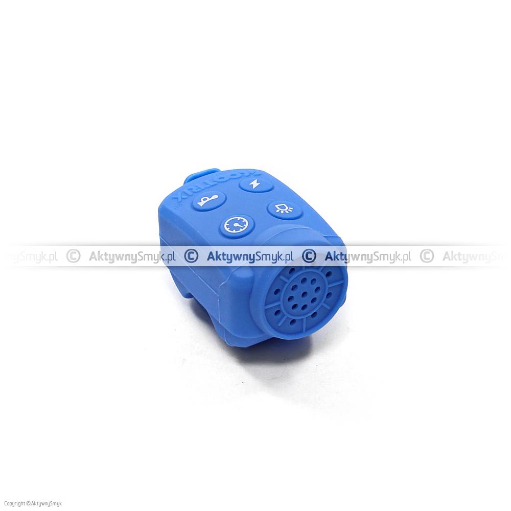 Niebieski klakson Scootrix niebieski