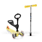 Nowość | Żółta Mini Micro Baby Seat – jeździk i hulajnoga Mini Micro