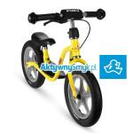 Zapowiedzi AktywnegoSmyka… Żółty rowerek biegowy Puky LR 1L Br