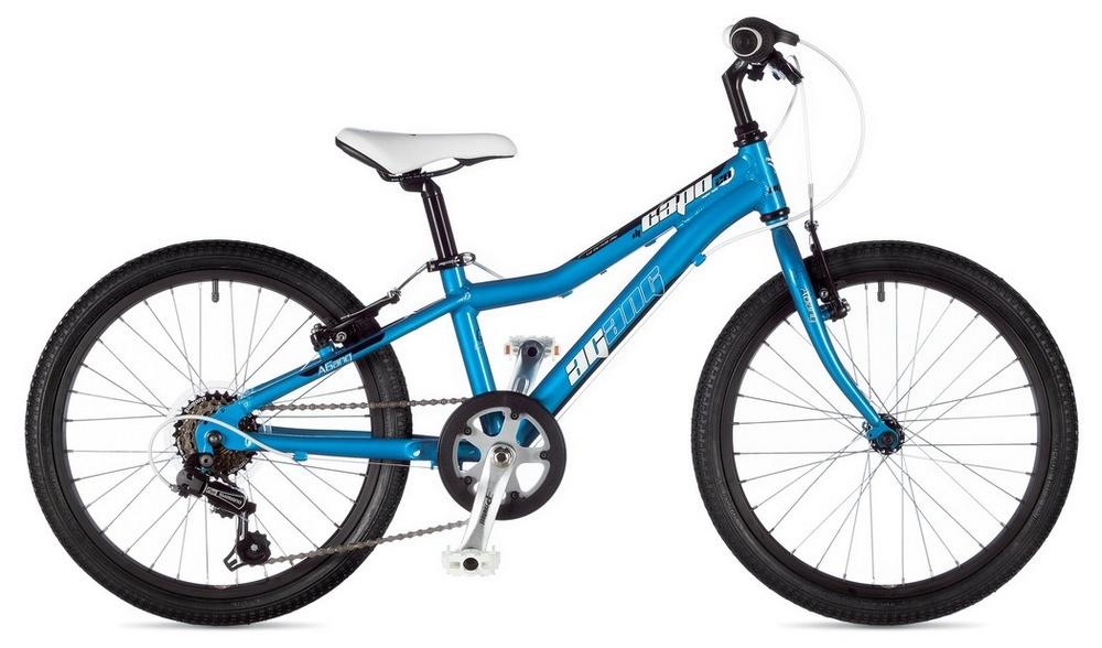 Rower na kołach 20 cali o niskim siodełki i niskiej wadze - rower Agang Capo 20 SL