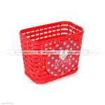 Nowość | Czerwony koszyczek z myszą Lillebi