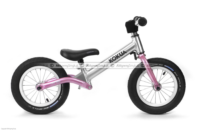 Amortyzowany rowerek biegowy LIKEaBIKE Jumper