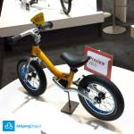 Zapowiedzi | Amortyzowany rowerek biegowy Puky LR Ride