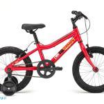 Nowość | Czerwony rower Ridgeback MX16 na kołach 16 cali