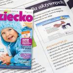 Miesięcznik DZIECKO pisze całą prawdę o sklepie AktywnySmyk.pl
