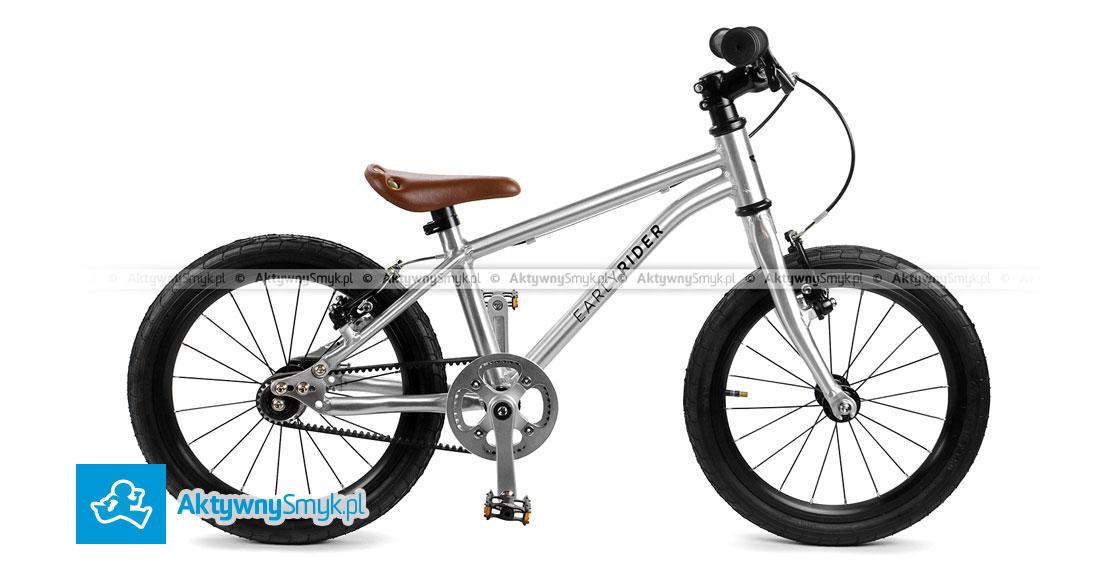 Lekki rower na kołach 16 cali - Early Rider Belter