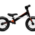 Nowość | Czarny amortyzowany rowerek biegowy Kokua LIKEaBIKE Jumper
