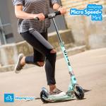 Nowość | Miętowa hulajnoga Micro Speed+