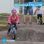 Pumptrack nad Wisłą – AktywnySmyk i MotywaTOR