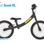 Nowość | Duży i czarny rowerek biegowy Ridgeback Scoot XL