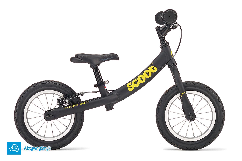 Rowerek biegowy dla ponad dwulatka, wzrost 90 cm